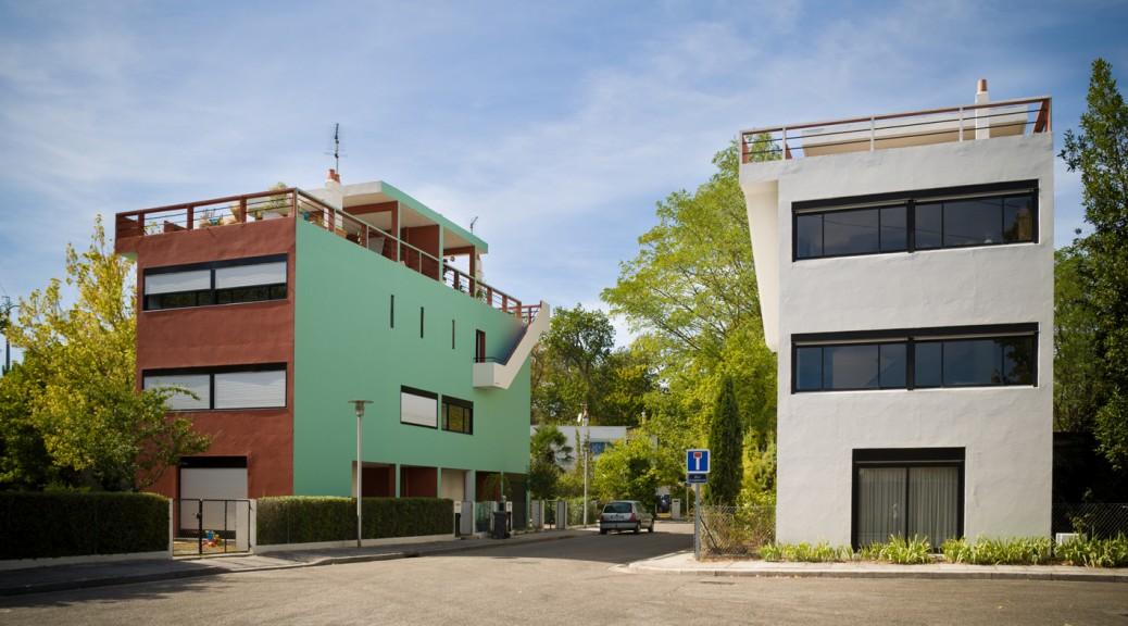 Cité Fruges, Le Corbusier