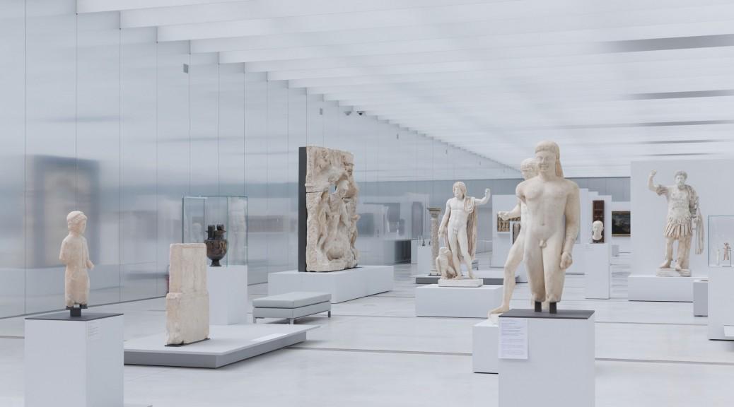 Louvre-Lens Sanaa