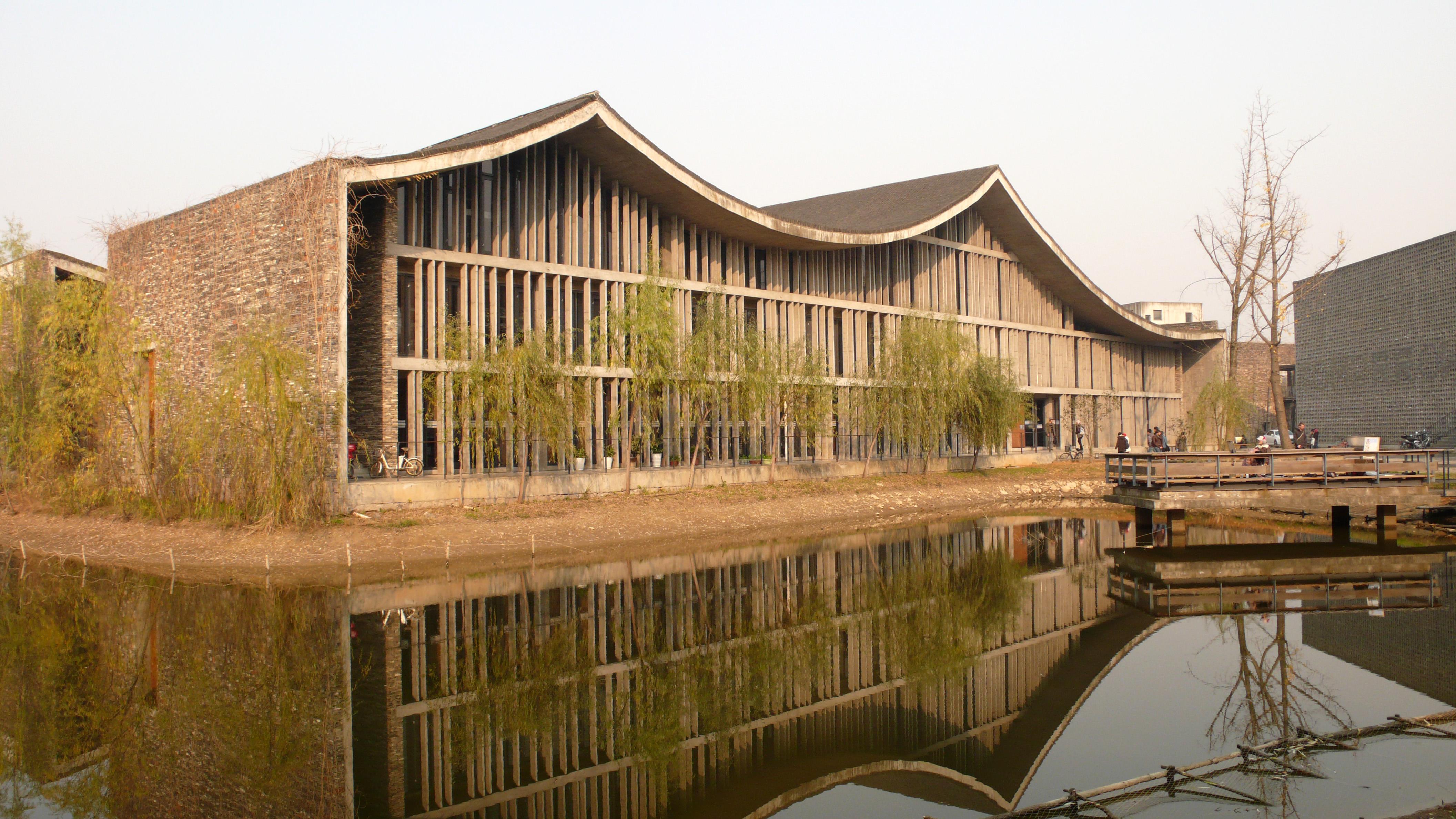 Wang shu quimper - Prix du meilleur architecte ...